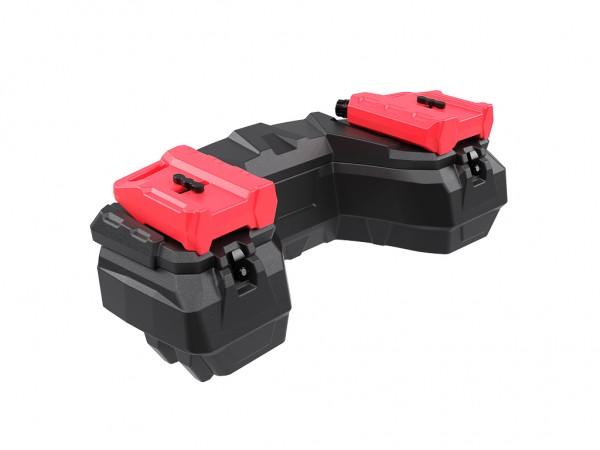 ATV BOX FÜR POLARIS SPORTSMAN SP 850 / XP 1000 inkl. 2 x 5 Liter Kanister