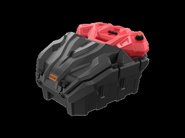 UTV Box RZR 1000 Pro (Modell 2020) inkl. 20 Liter Kanister und Halter